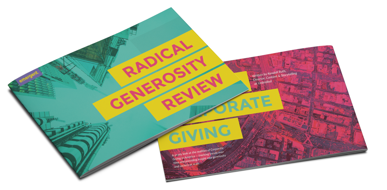 Emergent Radical Generosity